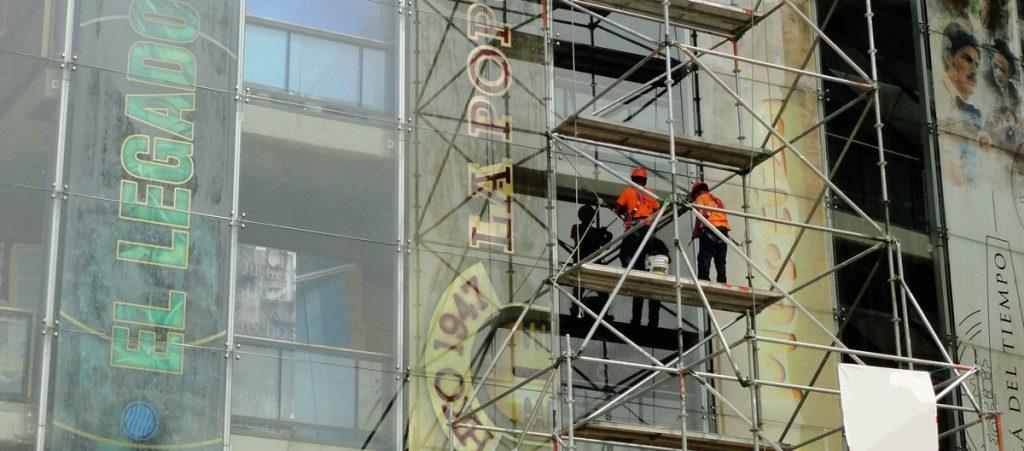 8 prácticas seguras para el trabajo en Alturas
